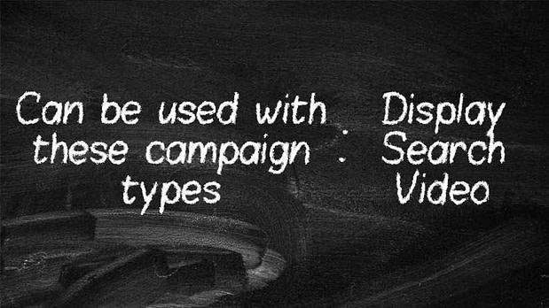 Chalkboard Display Search Video